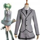 Custom Made Women's Outfit Assassination Classroom Kunugigaoka Junior High School Uniform Cosplay
