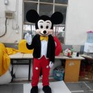 CosplayDiy Unisex Mascot Costume Mickey Mouse Cartoon Character Cosplay For Christmas Party