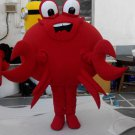 CosplayDiy Unisex Mascot Costume Crab Mascot Costume Cosplay For Christmas Carnival
