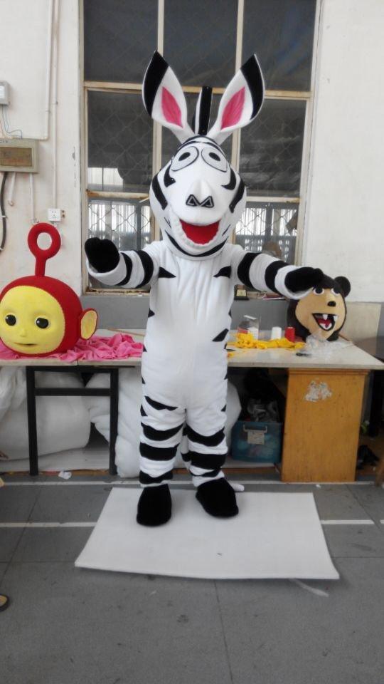 CosplayDiy Unisex Mascot Costume Donkey Mascot Costume Cosplay For Halloween&Christmas Party