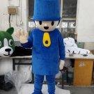 CosplayDiy Unisex Mascot Costume Pocoyo Mascot Costume Cosplay For Party