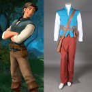 CosplayDiy Men's Costume Tangled Prince Flynn Rider Cosplay Costume For Christmas