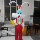 CosplayDiy Unisex Mascot Costume Roger Rabbit Mascot Costume Cosplay For Christmas Party