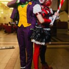 Cosplaydiy Women's Outfit Batman Joker Cosplay Costume For Carnival Party