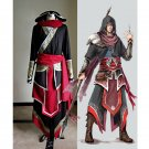 Custom Made Assassin's Creed Cosplay Costume Outfit Set Adult Men