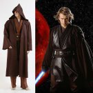 Cosplaydiy Men's Outfit  Star Wars Anakin Skywalker Costume Cosplay For Halloween Party