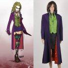 Cosplaydiy Women's Costume Batman Dark Knight Joker Harley Quinn Cosplay For Party