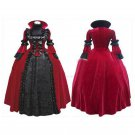 CosplayDiy Women's Elegant ROCOCO Gothic Fashion Medieval Prom Ball Gowns Victorian Evening Dress