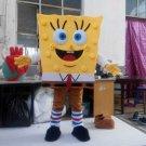 CosplayDiy Unisex Mascot Costume Spongebob mascot costume cosplay For Christmas Party