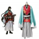 Custom Made Touken Ranbu Izuminokami Kanesada Cosplay Costume