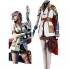 Custom Made Final Fantasy XIII Lightning Cosplay Costume