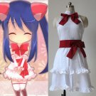 CosplayDiy Women's&Girl's Dress Fairy Tail Wendy Marvell Cosplay Costume For Christmas Party