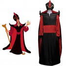 CosplayDiy Prince Outfit  Aladdin Jafar Villain Costume Outfit Christmas Cosplay Costume