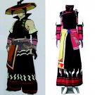 Custom Made Monster Hunter Yukumo Cosplay Costume