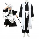 CosplayDiy Bleach Gotei Thirteen Tōshirō Hitsugaya Captain of the 10th Soul Reaper Cosplay