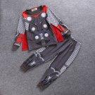 Kid's Thor Odinson Uderwear Sleepwear Costume Cosplay
