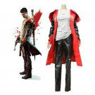 Custom Made Devil May Cry 5 Dante Yougth Cosplay Costume
