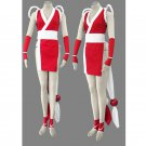 Custom Made King of Fighters 97 Mai Shiranui Fighting Cosplay Costume