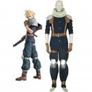 Custom Made Final Fantasy VII Crisis Core Cloud Strife Cosplay Costume