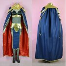 Custom Made Fire Emblem Awakening Tharja Cosplay Costume