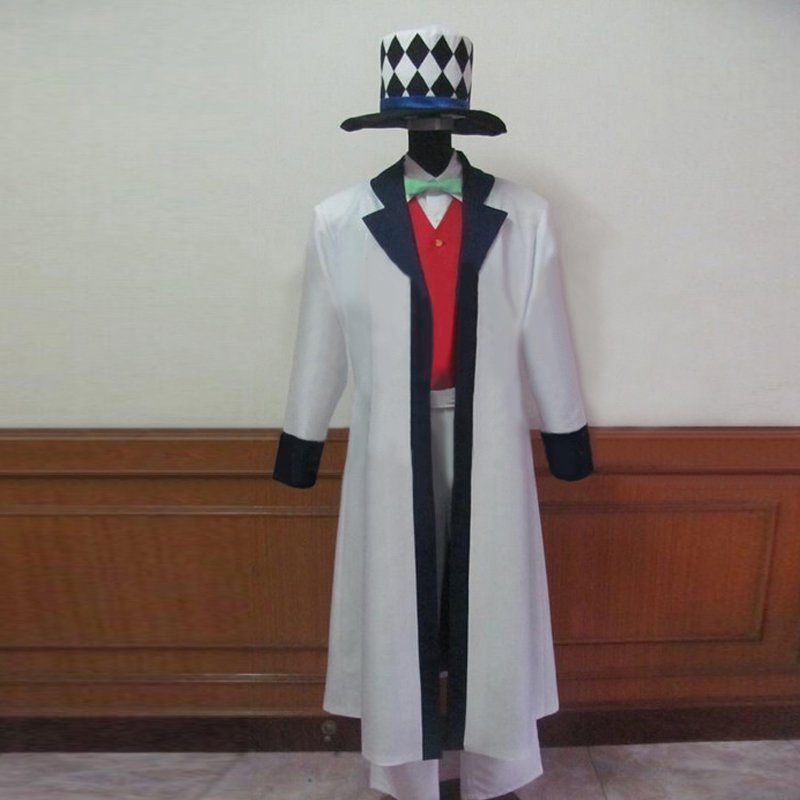 Custom Made Men's Suit JoJo's Bizarre Adventure Dio Costume Cosplay for Halloween Party