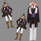 JoJo's Bizarre Adventure No-Rin Oda Nobunaga Outfit Uniform Costume Cosplay for Carnival Party