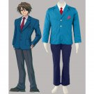 CosplayDiy Men's Outfit suzumiya haruhi no yuutsu North High School Male uniforms Cosplay