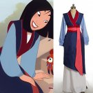 Asian Hua Mulan Princess Dress Chinese Style Dress Costume Cosplay For Party