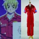 CosplayDiy Men's Outfit Axis Powers Hetalia Arthur Kirkland (United Kingdom) Costume Cosplay