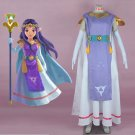 The Legend of Zelda Hilda Custom Made Dress Costume Cosplay for Carnival Party