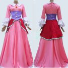 Custom Made The Legend of Zelda Mila Pink Dress Costume Cosplay for Halloween Party