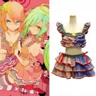 CosplayDiy Women's&Girl's Dress Vocaloid Rin Kagamine Colorful Dress Cosplay For Christmas Party