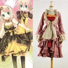 CosplayDiy Women's Dress Anime Vocaloid Rin Kagamine Cosplay  For Christmas Party