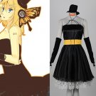 CosplayDiy Women's Dress Vocaloid Rin Kagamine Dress Cosplay For Christmas Party