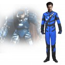 Cosplaydiy Men's Outfit The Avengers Iron Cosplay Costume For Halloween Party