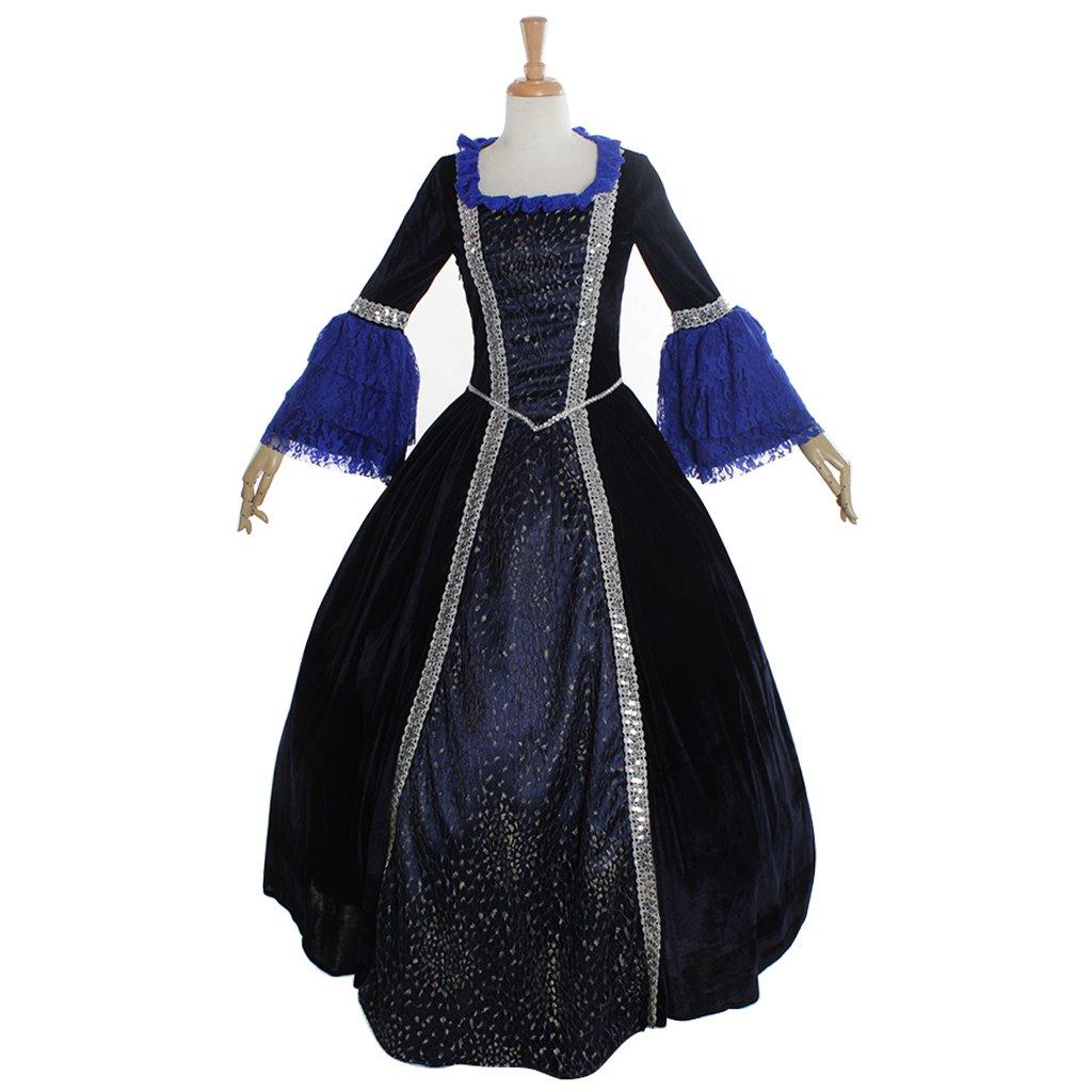 CosplayDiy Women's Victorian Rococo Medieval Renaissance ...