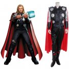 Cosplaydiy Men's Ourtfit Movie Thor Costume Outfit Super Hero Cosplay For Christmas Party