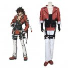 Custom Made GuiltyGear SOL BADGUY Costume Outfit Halloween Cosplay