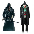 Custom Made Assassins Creed Syndicate Jacob Frye Halloween Cosplay Costume