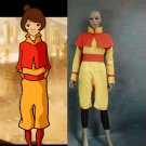CosplayDiy Women's Outfit The Legend of Korra Jinora Costume Outfit For Christmas Cosplay