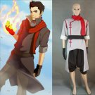 CosplayDiy Men's Outfit Avatar The Legend of Korra Mako Ouffit Costume Cosplay For Christmas Party