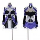 CosplayDiy Women's Dress Sword Art Online Infinity Moment Strea Cosplay Costume For Party