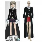 CosplayDiy Women's Dress Soul Eater Maka Albarn Cosplay Costume For Halloween Outfit