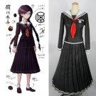 CosplayDiy Women's&Girl's Dress Danganronpa Toko Fukawa Costume For Halloween Cosplay