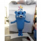 CosplayDiy Unisex Mascot Costume Lovely Cute Blue Bear Costume Cosplay For Halloween&Christmas Party