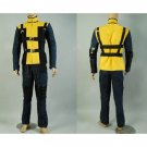 Cosplaydiy Men's Outfit X-Men First Class Uniform Charles Xavier Costume Halloween Cosplay