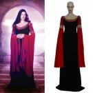 Cosplaydiy Women's Dress The Lord of the Rings Arwen Chase Costume For Halloween Cosplay