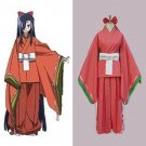 CosplayDiy Women's Dress Mirai Nikki Future Diary Kasugano Tsubaki Costume Halloween Cosplay