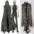 CosplayDiy Men's Outfit Sword Art Online Death Gun Cosplay Costume Halloween