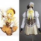 CosplayDiy Women's Dress Puella Magi Madoka Magica Tomoe Mami Cosplay Costume